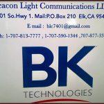 Beacon Light Communications - BK Radio